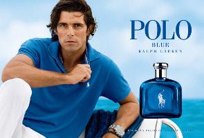 Naco Figueras for Ralph Lauren Polo Blue