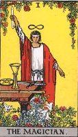 Le bataleur (Tarot card)