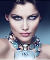 Laetitia Casta advert for Bvlgari Blv Eau de Parfum II