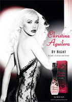 Christina Aguilera By Night perfume advert