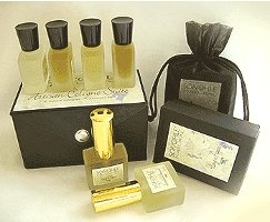 Soivohle Natural Artisan Cologne Suite
