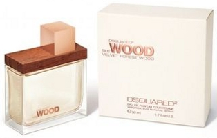 Dsquared2 She Wood Velvet Forest Wood fragrance