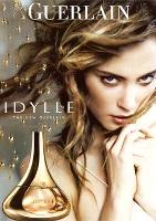 Guerlain Idylle perfume advert