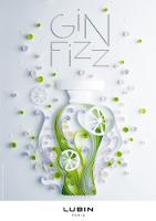 Lubin Gin Fizz perfume advert 1