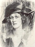 Viscountess Nancy Astor by John Singer Sargent