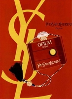 Yves Saint Laurent Opium perfume advert