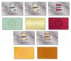 Zirh Cocktail Bar soaps