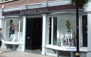 Browns Focus, South Molton Street