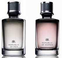 Banana Republic Republic of Women, Republic of Men fragrances