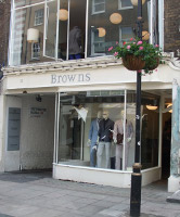 Browns on South Molton, London