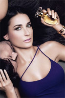Demi Moore for Helena Rubinstein Wanted fragrance