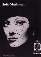 Balmain Jolie Madame fragrance advert