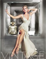 Kate Moss Vintage perfume advert