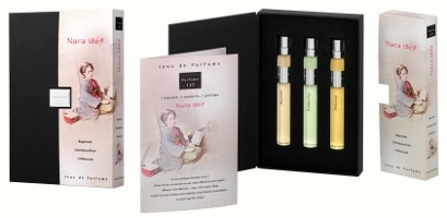 Parfums 137 Nara 1869 coffret