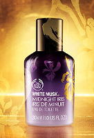 The Body Shop White Musk Midnight Iris fragrance