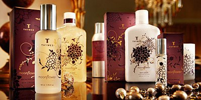 Thymes Moonflower fragrance
