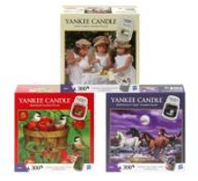 Yankee Candle Jigsaw Puzzles