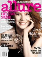 Allure magazine cover, August 2009