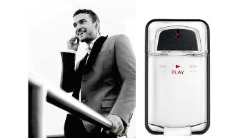 Justin Timberlake for Givenchy Play fragrance