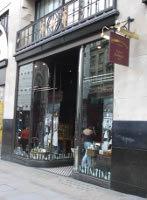 Penhaligon's on Regent Street, store exterior