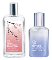 The Body Shop Japanese Cherry Blossom and White Musk