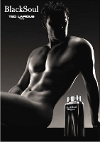 Ted Lapidus Black Soul cologne for men