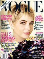 Vogue October 2009