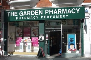 Garden Pharmacy London