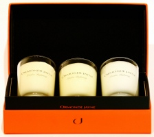 Ormonde Jayne candle trio