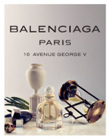 Balenciaga Paris by Balenciaga fragrance advert