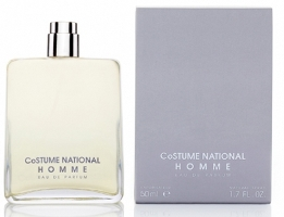 Costume National Homme fragrance packaging