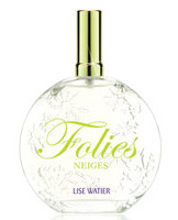 Lise Watier Folies Neiges fragrance bottle