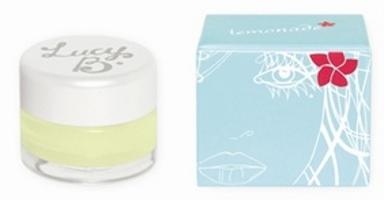 Organic Lemonade Lip Balm, Lucy B