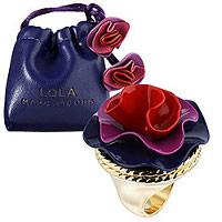 Perfume rings Marc Jacobs Lola