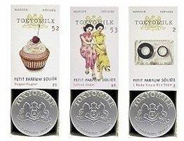 Tokyo Milk perfume solids