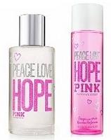 Victoria's Secre Pink Peace Love Hope perfume
