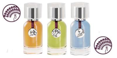 Ego Facto fragrance bottles