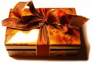 Tauer Perfumes Thuja wood treasure chest