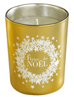 Yves Rocher Noel candle