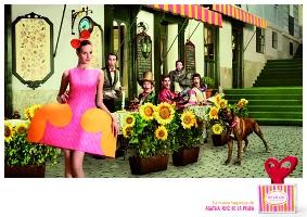 Agatha Ruiz de la Prada Oh La La advert