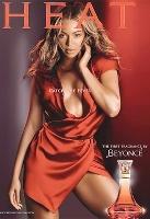 Beyonce Heat fragrance advert