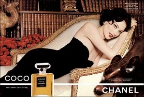 Chanel Coco perfume advert 1