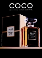 Chanel Coco advert