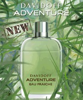 Davidoff Adventure Eau Fraiche advert
