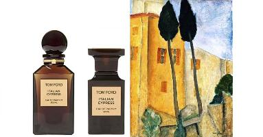 Tom Ford Italian Cypress fragrance