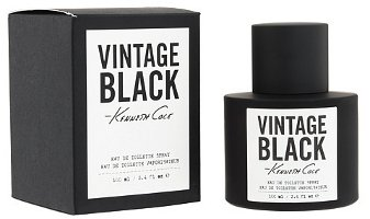 Kenneth Cole Vintage Black cologne for men