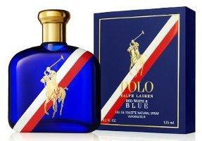 Ralph Lauren Polo Red White & Blue cologne for men