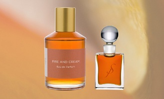 Strange Invisible Perfumes Fire and Cream