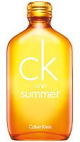 Calvin Klein CK One Summer 2010