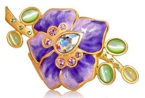 Estee LauderSensuous Vibrant Violet solid perfume